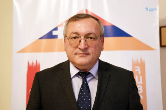 Արթուր Թովմասյանն ընտրվեց Արցախի Ազգային ժողովի նախագահ