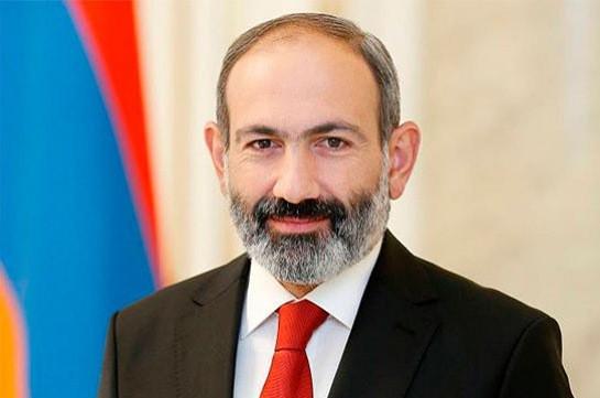 Никол Пашинян отбывает в Арцах