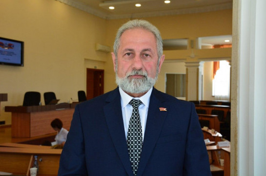 Constitutional changes expected in Artsakh: vice speaker of Artsakh NA