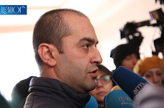 В сообщении Следственного комитета нет фактов – Амрам Макинян
