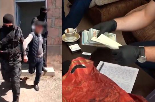ԱԱԾ-ն բերման է ենթարկել «օրենքով գող» «Արսեն երևանսկիին», «Բասարին» ու ևս 8 անձանց (Տեսանյութ)