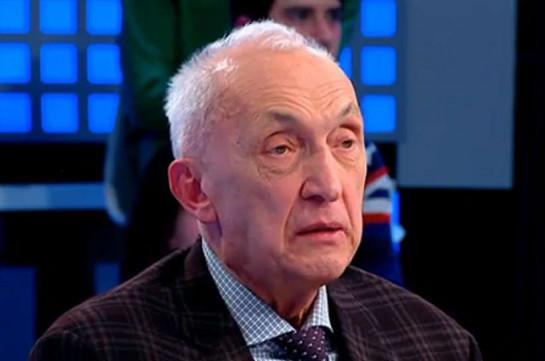 Арсен Торосян должен либо обосновать свои неверные оценки, либо извиниться - директор Центра инфекционных патологий Грузии