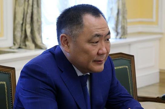 Глава Тувы сообщил о своей госпитализации