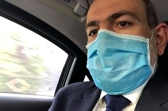 Armenia passes to obligatory mask-regime: people to be fined by 10,000 AMD for not having them