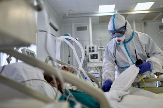 Russia's coronavirus infections pass 350,000