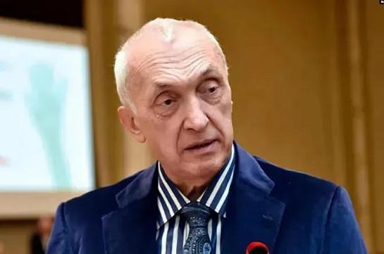 Мы лично слышали речь Арсена Торосяна, и он должен извиниться - Тенгиз Церцвадзе