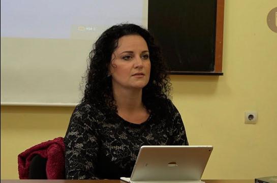 Анна Аствацутрян Теркотт: Основным препятствием на пути к миру в регионе является Азербайджан
