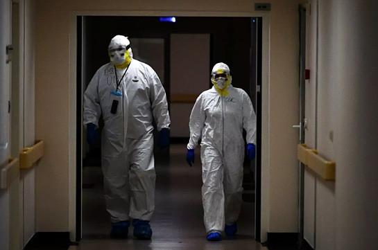 В России за сутки умерли 174 человека с коронавирусом