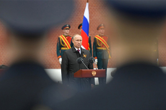 Russia to hold Victory Day Parade on June 24 — Putin