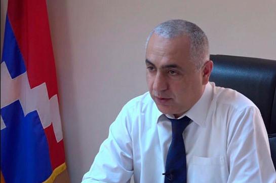 Самвел Аванесян назначен министром труда, социальных и жилищных вопросов Карабаха