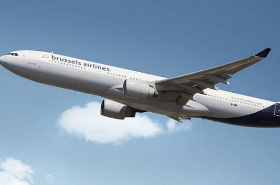 Brussels Airlines возобновляет регулярные рейсы Ереван-Брюссель-Ереван
