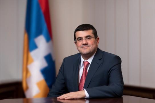 Президент Карабаха направил поздравительное послание по случаю Дня Первой Армянской Республики