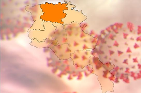 Լոռու մարզում գրանցվել է կորոնավիրուսի հետևանքով մահվան առաջին դեպքը