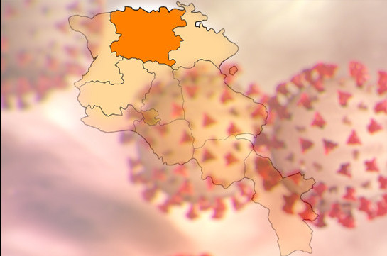 Armenia's Lori province records first coronavirus death