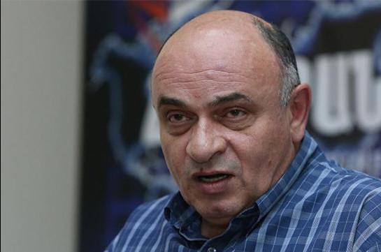 Маска становится четвертым символом власти Пашиняна – Агаси Енокян