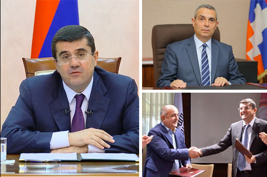 Masis Mayilyan reappointed in post of Artsakh Foreign Affairs Minister