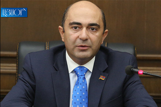 Armenia opposition party leader is appointed PACE co-rapporteur on Romania