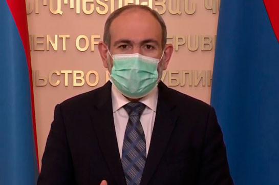 Հայաստանում կորոնավիրուսային իրավիճակը շարունակում է վատթարանալ. այս տեմպերով շարունակելու դեպքում կհասնենք Իտալիայի ցուցանիշին. վարչապետ (Տեսանյութ)