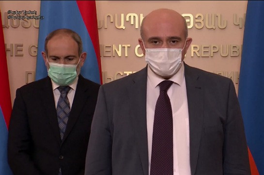 Coronavirus-related situation in Armenia tensed: NCDC director