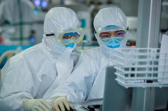 Չինաստանում մեկ օրում հայտնաբերվել է կորոնավիրուսի 8 դեպք