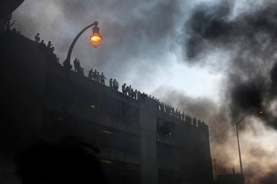 Բողոքի ցույցերի պատճառով Ատլանտայում արտակարգ դրություն է հայտարարվել