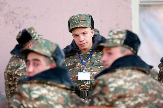 Президент Арцаха подписал указ о проведении летнего воинского призыва и демобилизации