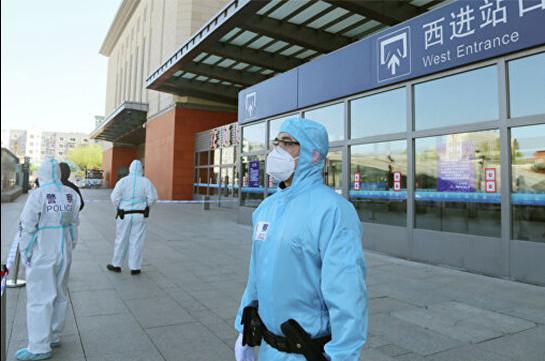 В Китае за сутки выявили 32 случая COVID-19