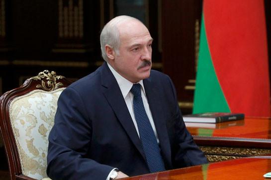 "Lukashenko: We do not have ""Pashinyans"" and ""Zelenskis"" in Belarus"
