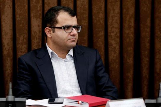 Yerevan mayor's spokesperson refuses to comment on coronavirus-related personal data