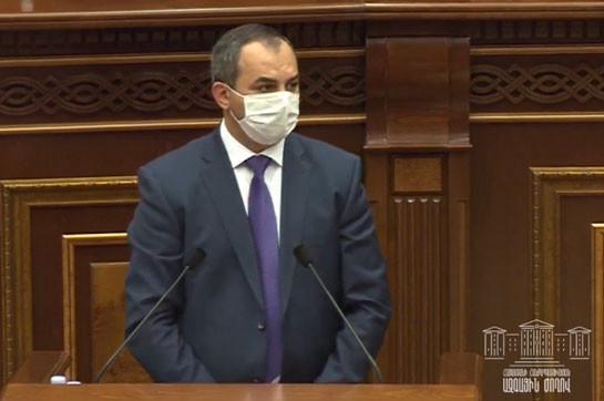 В связи со статьей 300.1 нет проблемы правовой определенности – Артур Давтян