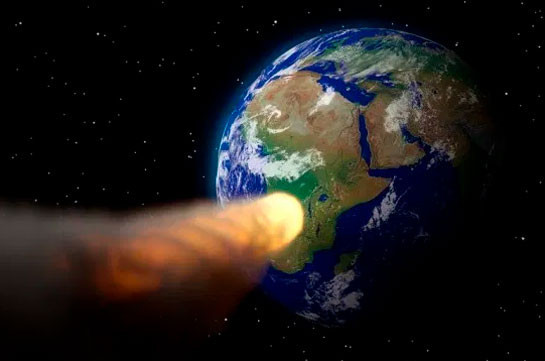 Giant asteroid to approach Earth this week