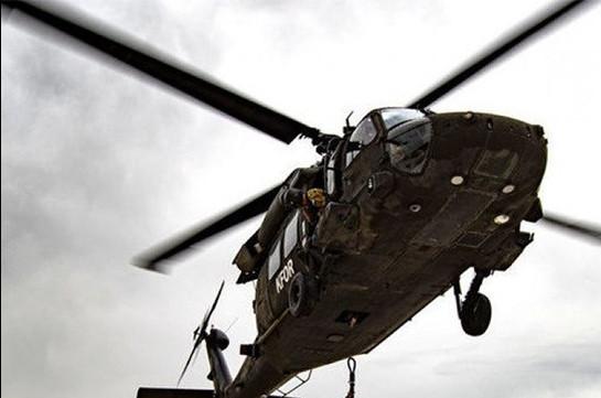 Для разгона протестующих в Вашингтоне задействовали военные вертолеты