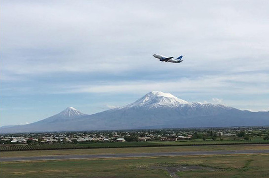 Armenian airlines appear in EU Air Safety List