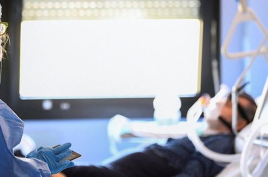 В Германии за сутки выявили 342 случая коронавируса