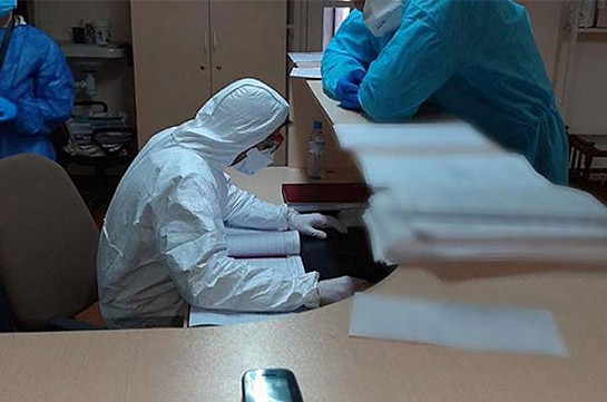 Number of coronavirus cases in Armenia grows by 515 in a day, making total number of infected 10,524, 12 new death cases reported