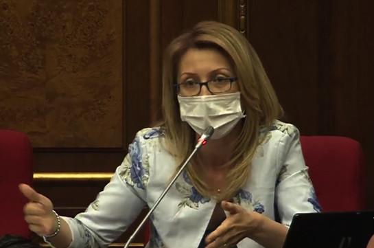 Если граждане не соблюдают рекомендации, это свидетельствует о недоверии министру здравоохранения – Мане Тандилян