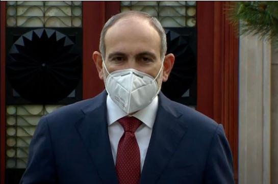 Coronavirus must resign: Armenia's PM says this resignation must be the result of united efforts