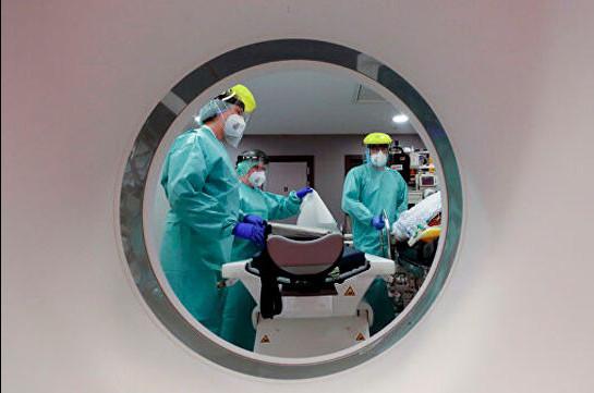Բելգիայում մեկ օրում հայտնաբերվել է կորոնավիրուսի 82 նոր դեպք