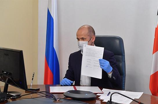 Ուդմուրտիայի ղեկավար Բրեչալովն ապաքինվել է կորոնավիրուսից
