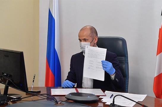 Глава Удмуртии Бречалов вылечился от коронавируса