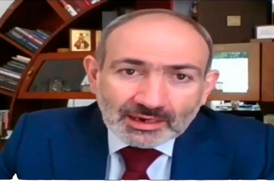 Armenian PM thanks resigned SRC head Davit Ananyan for the carried out work