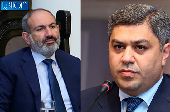 NSS ex-director urges Armenia's PM to stop the sloppy and untalented photo campaign