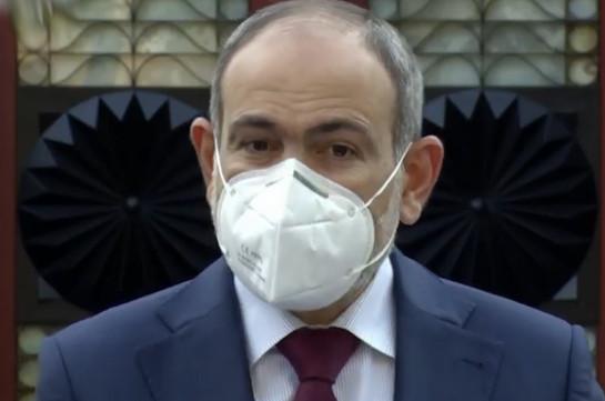 Հայաստանում կորոնավիրուսային իրավիճակը շարունակում է մնալ ծանր և շարունակում է ծանրանալ. Նիկոլ Փաշինյան (Տեսանյութ)