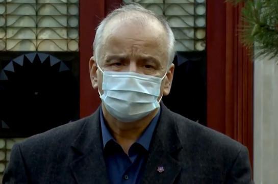 Կորոնավիրուսը բավականին նամարդ հիվանդություն է, նրանից պետք է շատ զգույշ լինել. կորոնավիրուսից բուժված բժիշկ (Տեսանյութ)