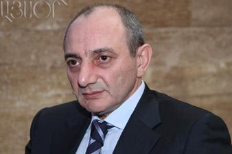 Экономический форум «Bridge Artsakh -2010» стартовал в Арцахе