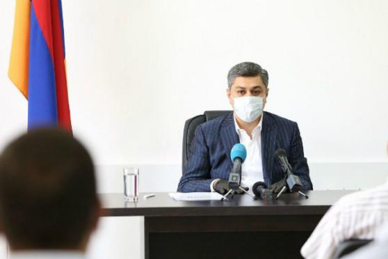 Artur Vanetsyan: We will reach our demand soon – Nikol Pashinyan will go soon