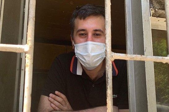 Омбудсмен Армении потребует от полиции письменное разъяснение в связи с основаниями и способом административного задержания Рубена Меликяна