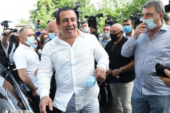 Armenia Prosecutor General's Office to appeal decision to not arrest Gagik Tsarukyan