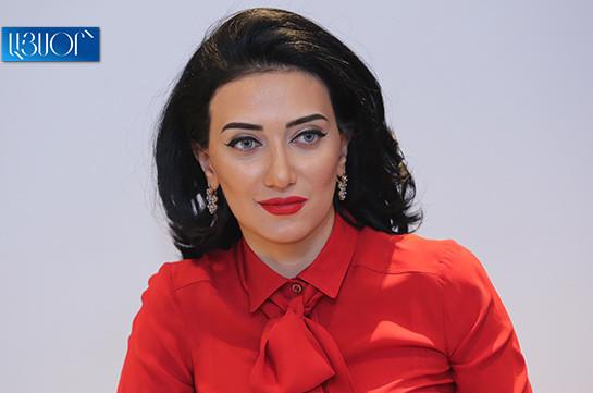 Власти освобождают Армена Саркисяна от выполнения конституционных полномочий – Арпине Ованнисян