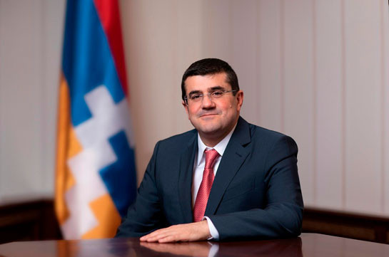 Grigory Gabrielyants appointed state advisor of the Artsakh Republic